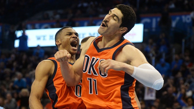 Enes Kanter: Russell Westbrook was the best player I've played with
