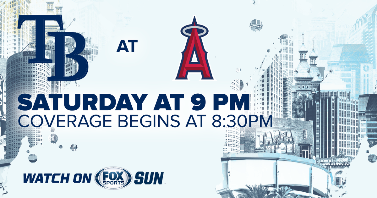 Tampa Bay Rays at Los Angeles Angels game preview