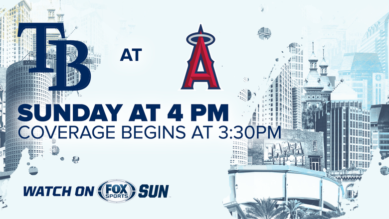 Preview: Rays look to finish off 3-game sweep of Angels