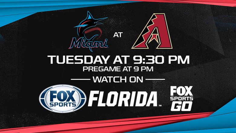Preview: Caleb Smith starts as Marlins continue series against Diamondbacks