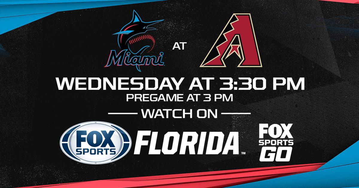 Miami Marlins at Arizona Diamondbacks preview