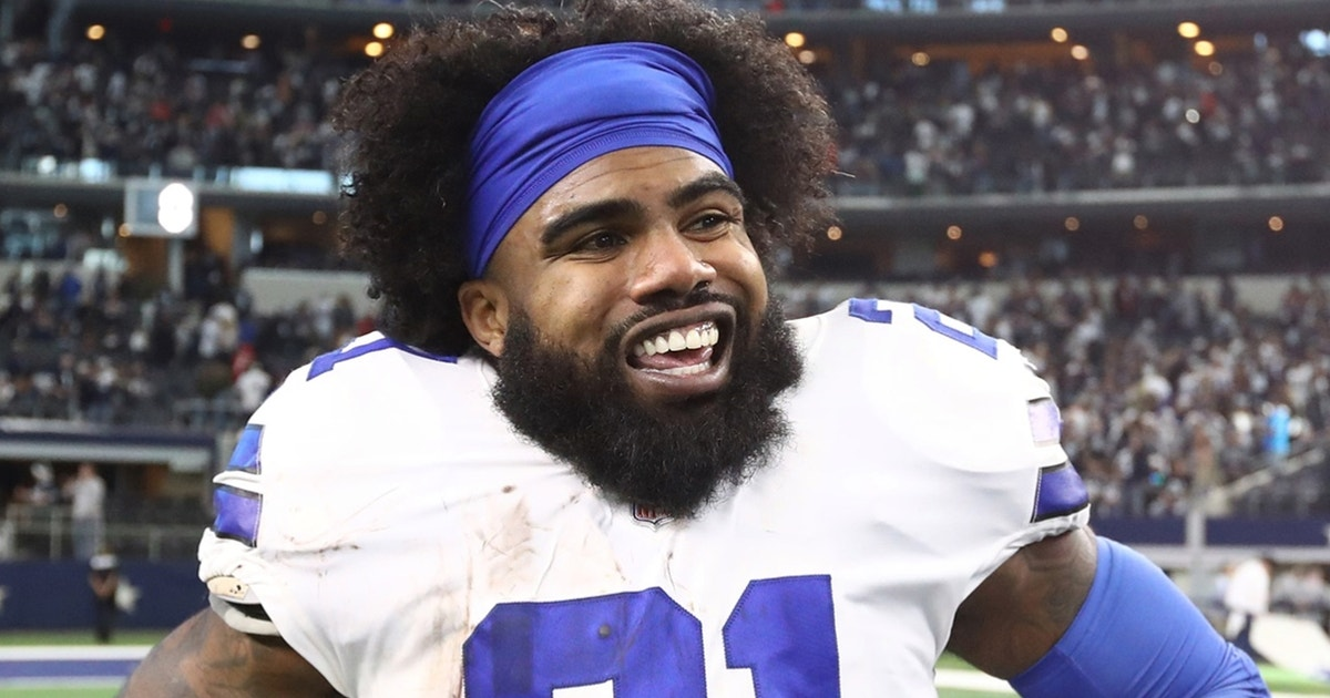 Skip Bayless explains why Jerry Jones is in 'complete control' of negotiations with Ezekiel Elliott