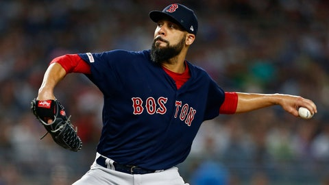 <p>               Boston Red Sox pitcher David Price delivers during the first inning of a baseball game against the New York Yankees, Sunday, Aug. 4, 2019, in New York. (AP Photo/Adam Hunger)             </p>