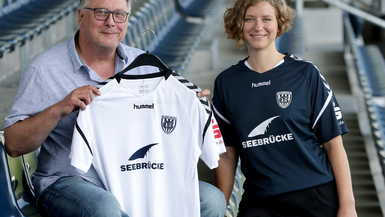 Refugee-friendly German club forgoes sponsor for cause