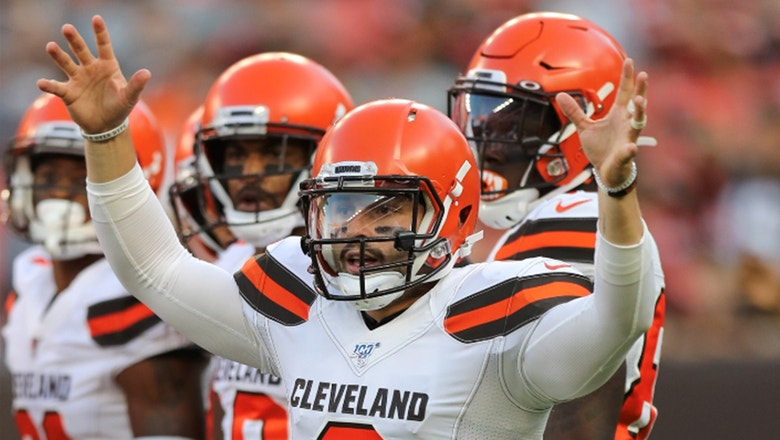 Cris Carter on Baker Mayfield: 'I believe he's going to be one of