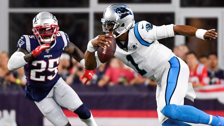 Chris Canty says the Panthers supporting cast has to be better in protecting Cam Newton