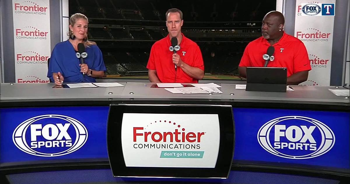 A Solid Night for Rookies in Rangers 8-7 win in 11th | Rangers Live