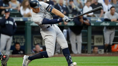 Yankees bash 4 more home runs, beat Seattle