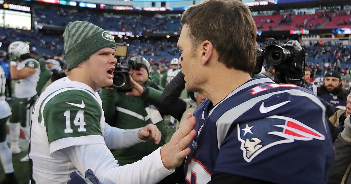 Rob Parker believes Sam Darnold will have a better statistical season than Tom Brady