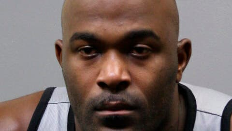 <p>               The Wednesday, Aug. 21, 2019 photo provided by the Harris County Sheriff's Office shows Mario Williams. Former Texans star Mario Williams has been arrested on a misdemeanor charge for allegedly trespassing at a woman's Houston-area home. Harris County court records show Williams was arrested early Tuesday and freed on $100 bond. (Harris County Sheriff's Office via AP)             </p>