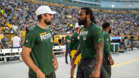 Za'Darius Smith, Packers linebacker
