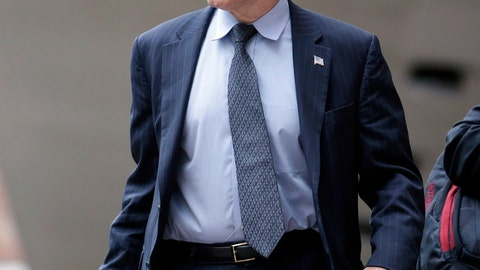 <p>               FILE - In this July 2, 2013, file photo, former FBI Director Louis Freeh leaves Federal Court in New Orleans. The NCAA unveiled a new arm of rules enforcement made up of independent investigators, advocates and decision-makers to handle what it calls complex cases involving serious infractions. The Independent Accountability Resolution Process will be comprised of four groups, including the Complex Case Unit, which will conduct investigations and provide representation for schools and individuals accused of violations. Among those chosen for the CCU were former FBI Director Louis Freeh. (AP Photo/Gerald Herbert, File)             </p>