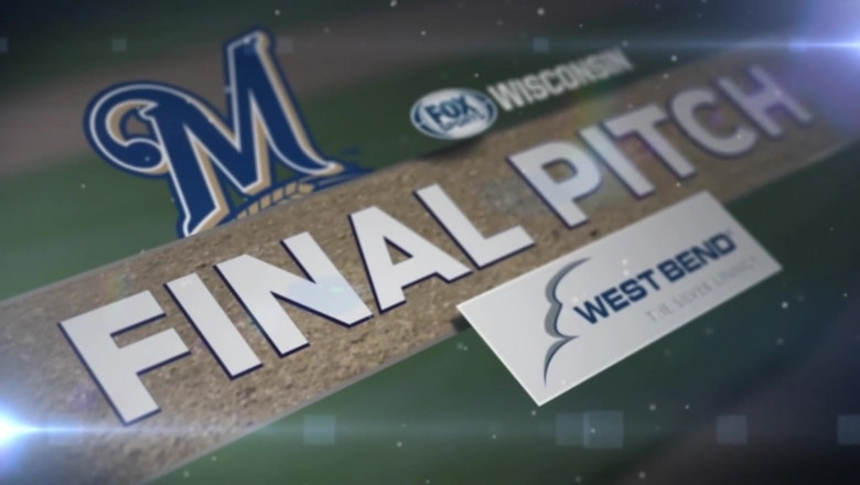 Brewers Final Pitch: One misplaced fastball costs Milwaukee a victory