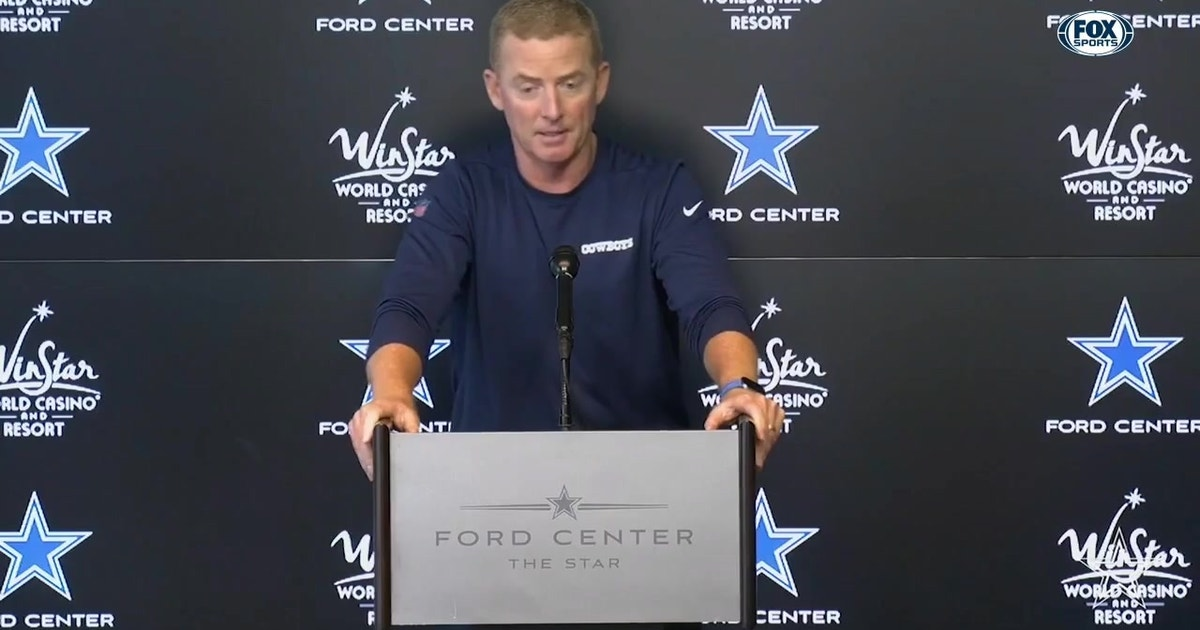Garrett: 'Trysten's did a lot of good things' | Inside Cowboys Training Camp