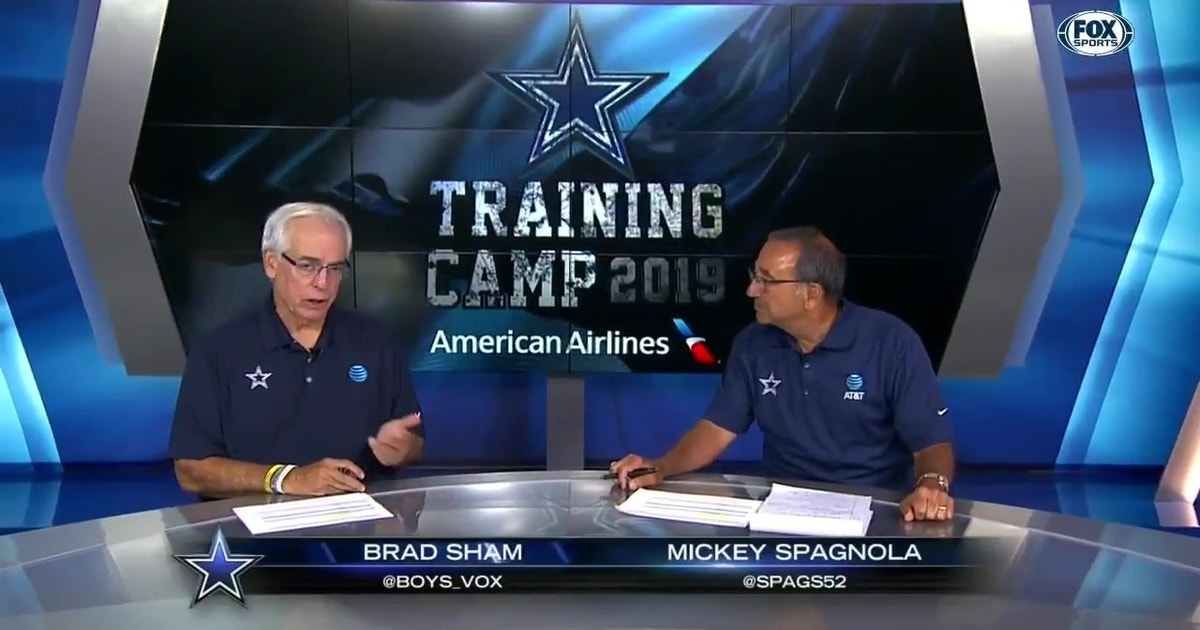 Previewing Cowboys-Texans Preseason Game | Inside Cowboys Training Camp