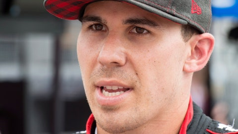 <p>               FILE - In this July 13, 2018 file photo, Robert Wickens talks after the second practice session for the Toronto Indy IndyCar auto race in Toronto. IndyCar drivers are returning to Pocono Raceway in a somber frame of mind. Promising rookie Robert Wickens was paralyzed from the waist down in a horrific crash last year.  (Frank Gunn/The Canadian Press via AP)             </p>
