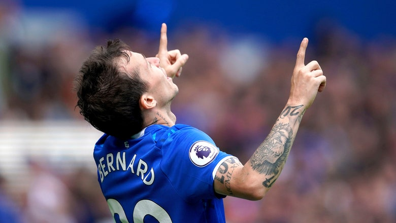Bernard grabs winner for Everton against Watford in EPL