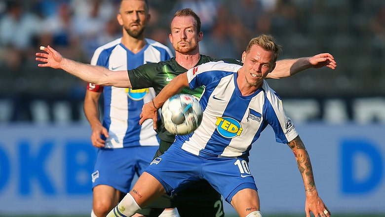 Setback for Hertha Berlin in 3-0 defeat to Wolfsburg
