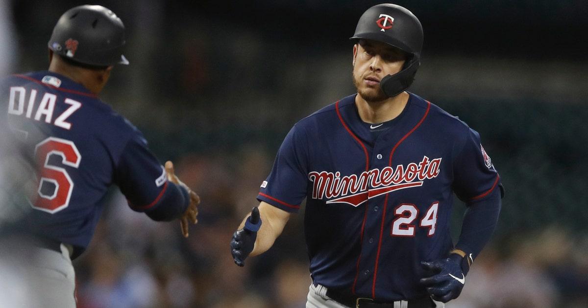 Twins break HR record but lose to Tigers 10-7 | FOX Sports