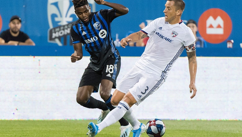 FC Dallas overcomes 3-goal deficit to tie Impact