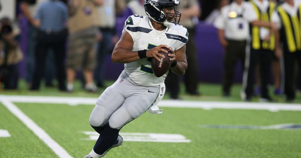 Vikings top Seahawks 25-19 behind crisp preseason passing | FOX Sports