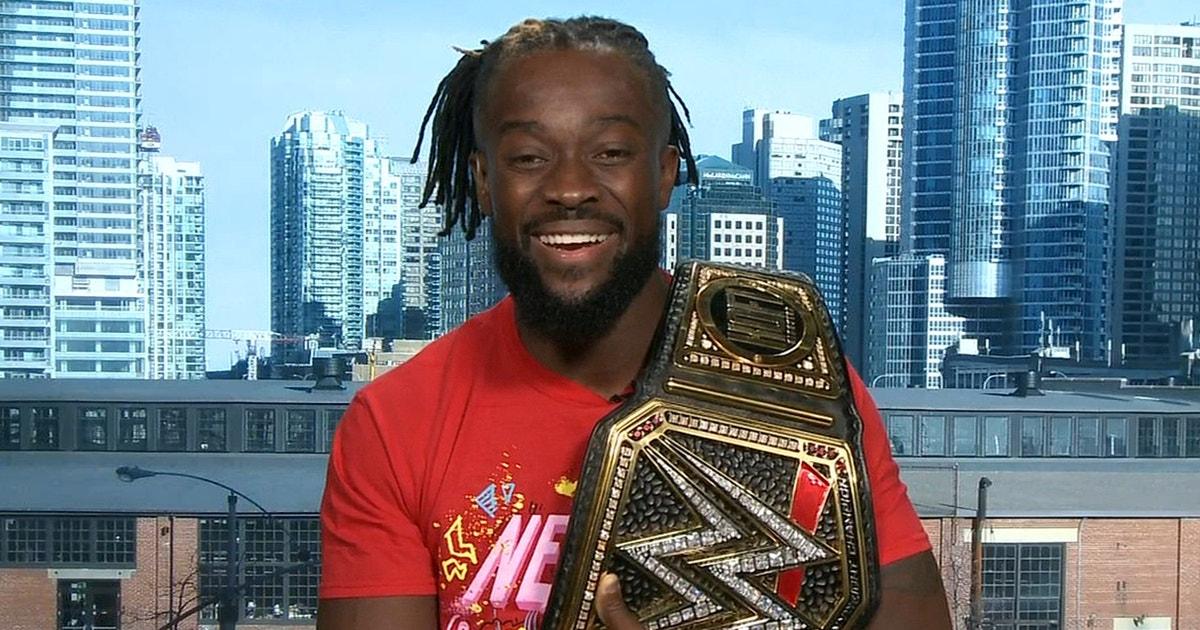 Kofi Kingston talks his WWE championship match against Randy Orton at SummerSlam