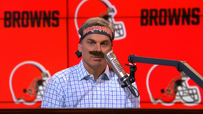 Colin Cowherd re-does Pat Shurmur, Drew Rosenhaus, Jimmy Garoppolo & Baker Mayfield's press conferences