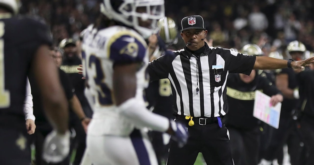 Dean Blandino on what he expects from new pass interference challenge rule in 2019