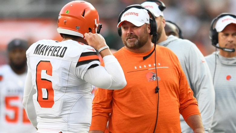 Marcellus Wiley is fine with Freddie Kitchens setting high expectations for the Browns