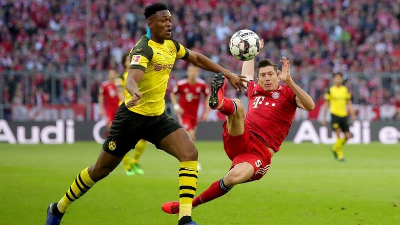 German Super Cup on FOX – Borussia Dortmund vs. Bayern Munich