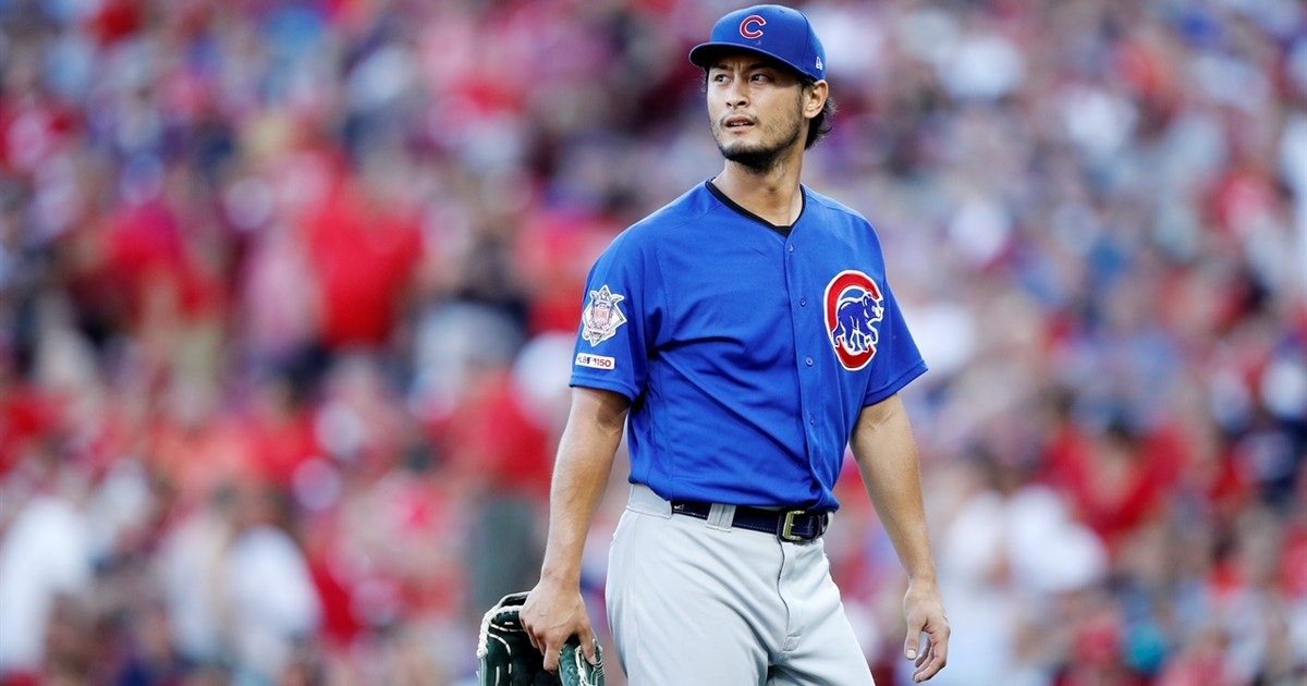 Should the Cubs pitch Yu Darvish in the postseason?