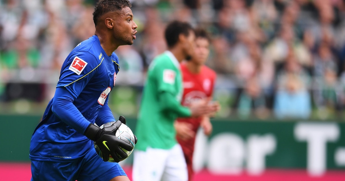 Zack Steffen makes his Bundesliga debut | AMERIKANER ABROAD MATCHDAY 1