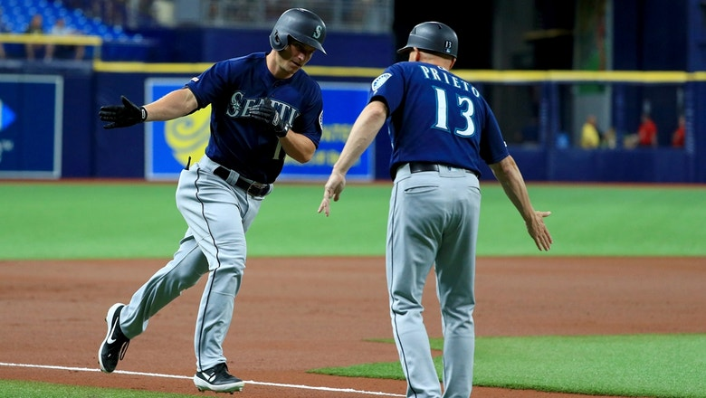 Kyle Seager's monster night sends Mariners past Rays