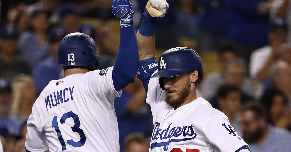 Dodgers rally for three in the ninth for 12th walk-off win of 2019