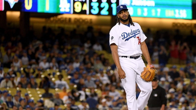 What should Dodgers do with Kenley Jansen? | MLB WHIPAROUND
