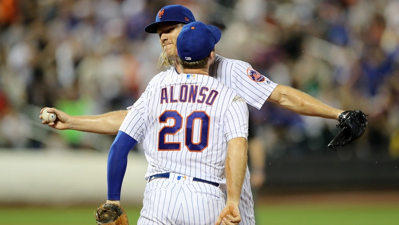 Syndergaard shuts down Indians as Mets continue to surge