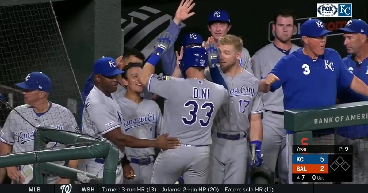 WATCH: Lopez and Dini crack back-to-back home runs