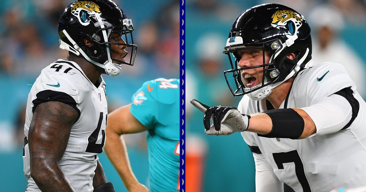 Can addition of Nick Foles & Josh Allen help Jaguars return to playoffs? | NFL on FOX