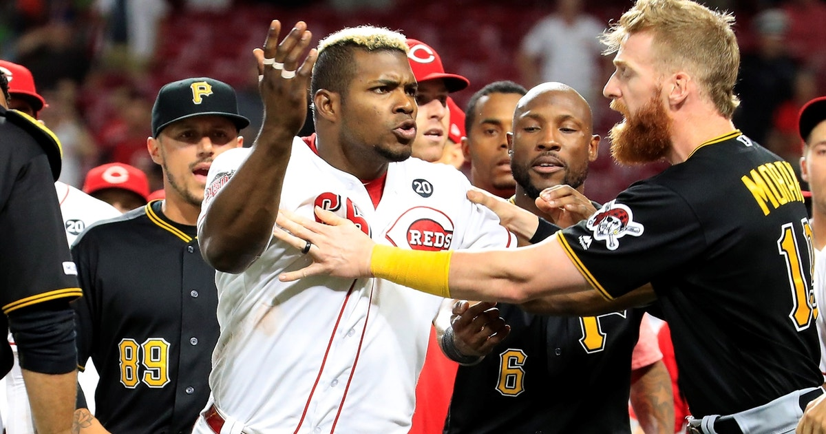WHIP crew breaks down Pirates-Reds brawl suspensions