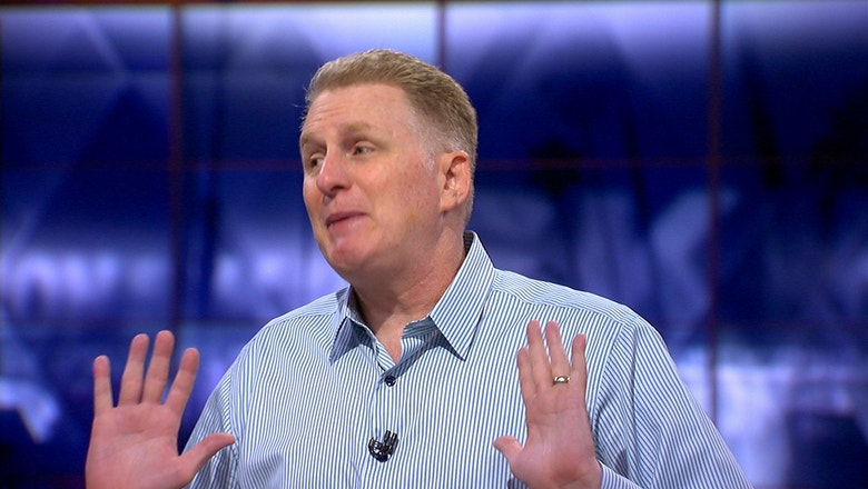 Michael Rapaport does not like Baker Mayfield's antics: 'Don't speak about my quarterback'
