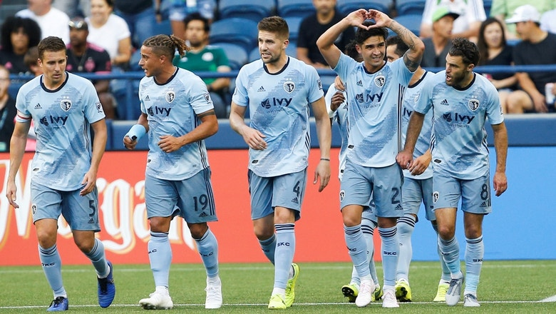 90 in 90: Seattle Sounders FC vs. Sporting Kansas City | 2019 MLS Highlights