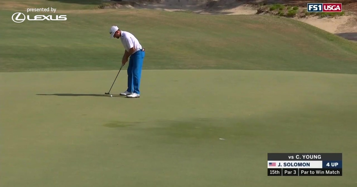 119th U.S. Amateur: Highlights from the Round of 64 (VIDEO)