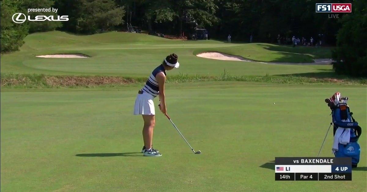 119th U.S. Women Amateur: Highlights from the round of 64
