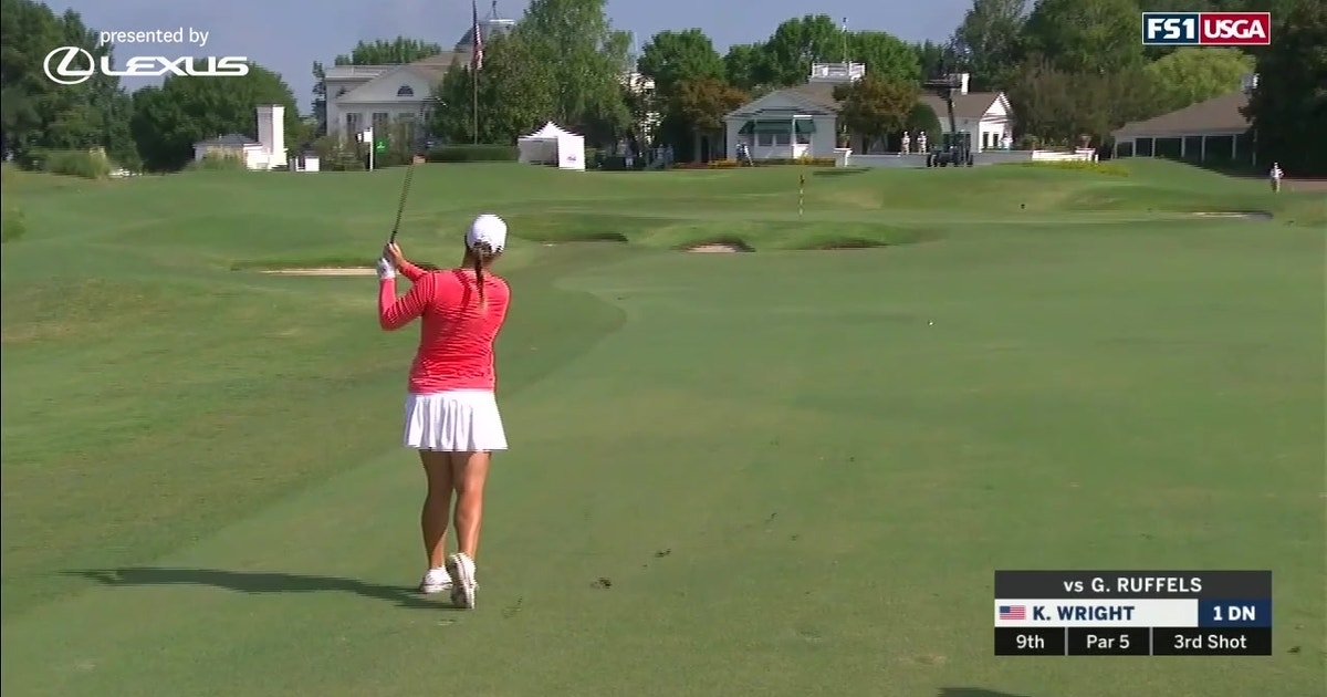 119th U.S. Women Amateur: Highlights from the quarterfinals (VIDEO)