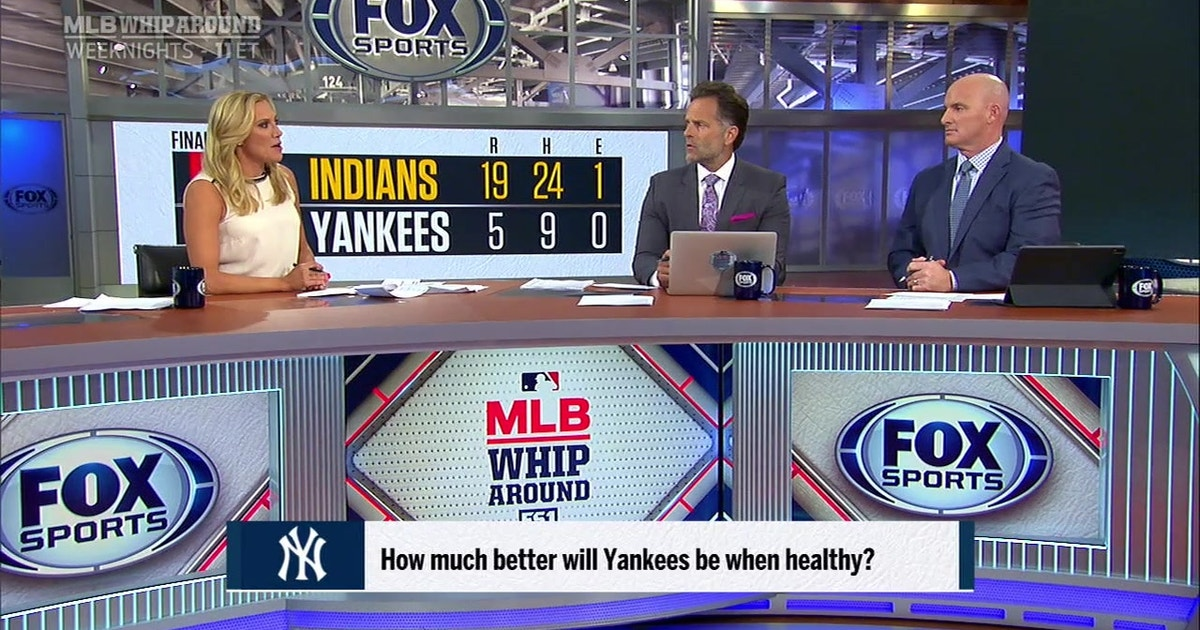 How much better will the Yankees be when healthy? | MLB WHIPAROUND