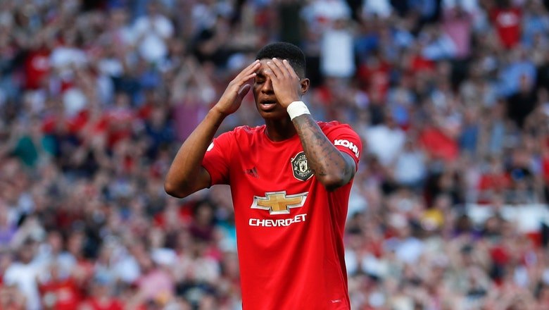 United misses another penalty, loses 2-1 to Crystal Palace