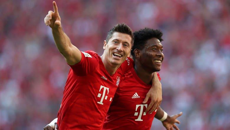 Bayern Munich vs. 1.FSV Mainz 05   2019 Bundesliga Highlights
