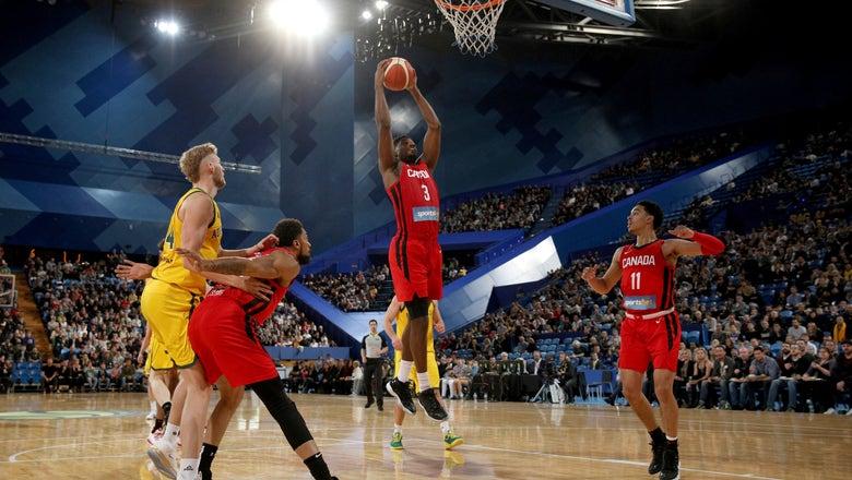 Canada beats New Zealand 122-88 in exhibition basketball