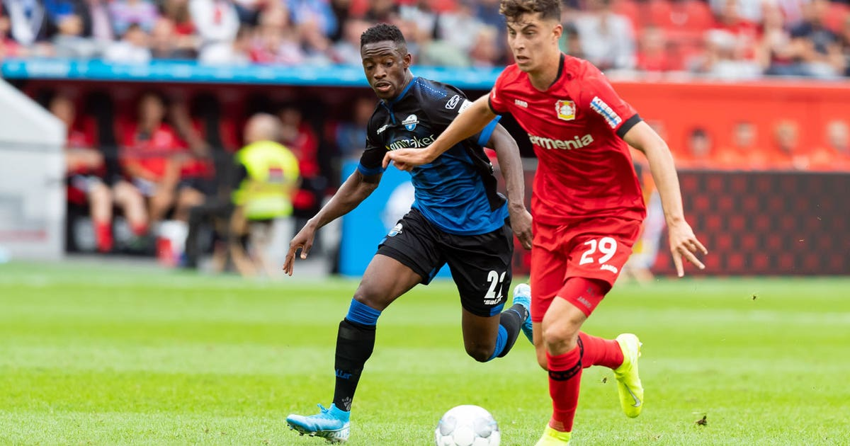 Bayer 04 Leverkusen vs. SC Paderborn 07 | 2019 Bundesliga Highlights