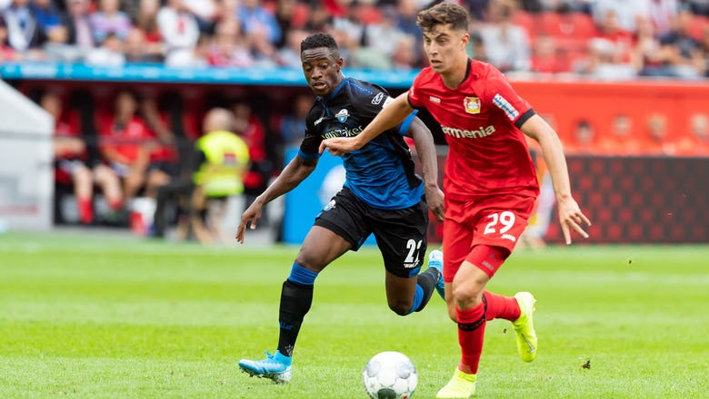Bayer 04 Leverkusen vs. SC Paderborn 07 | 2019 Bundesliga Highlights